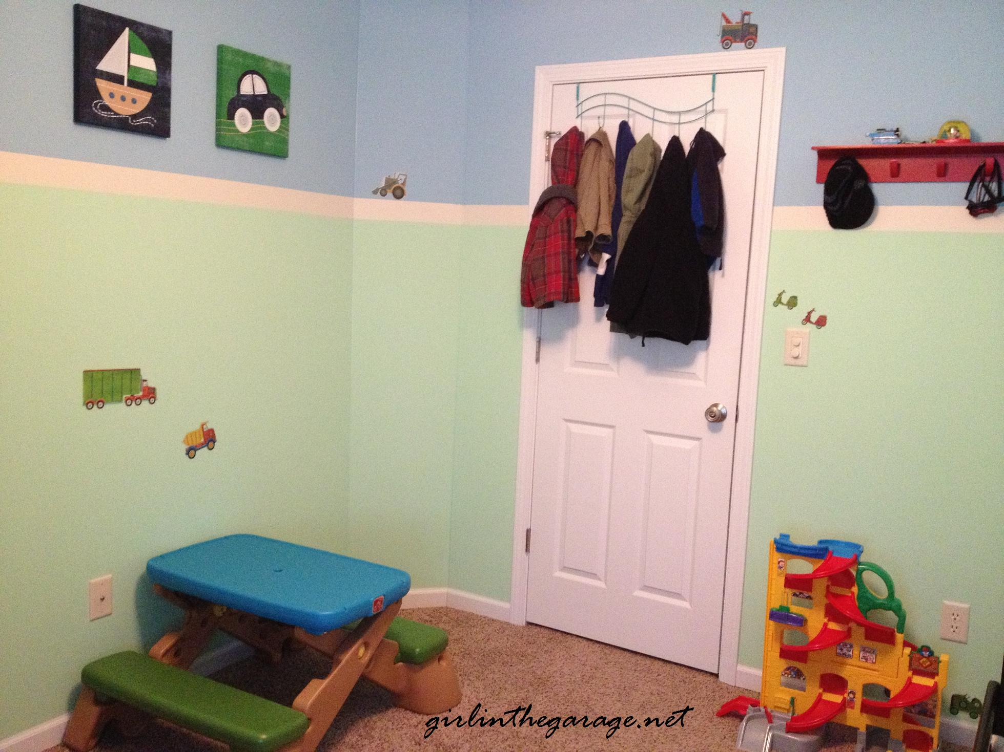Little Boy's Room #1