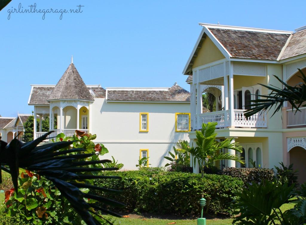 Hotel area at Braco Village Resort in Jamaica - Girl in the Garage