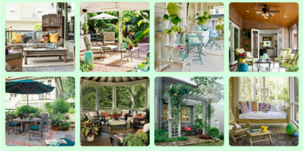 12 Inspiring Outdoor Spaces