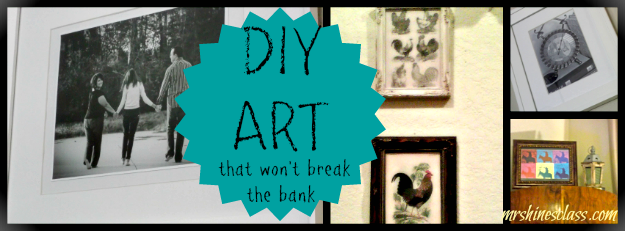 Budget friendly DIY wall art by Mrs. Hines Class