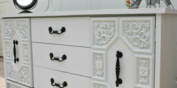 The Gray Dresser: Curbside Trash to Penthouse Glamour
