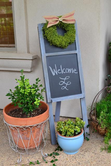 Spanish Moss Wreath by Lilacs & Longhorns