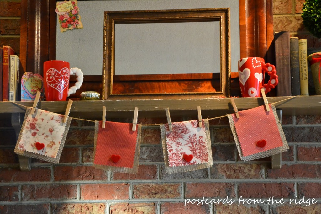 Scrappy Crafty Banner by Postcards from the Ridge
