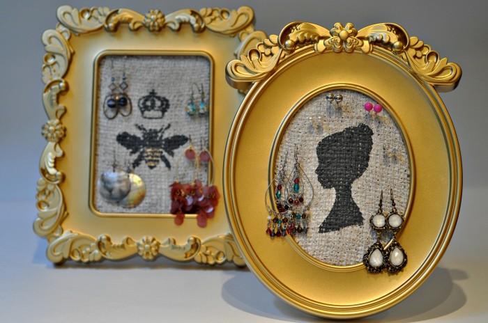 Jewelry Organizer Art Tutorial by Suburble
