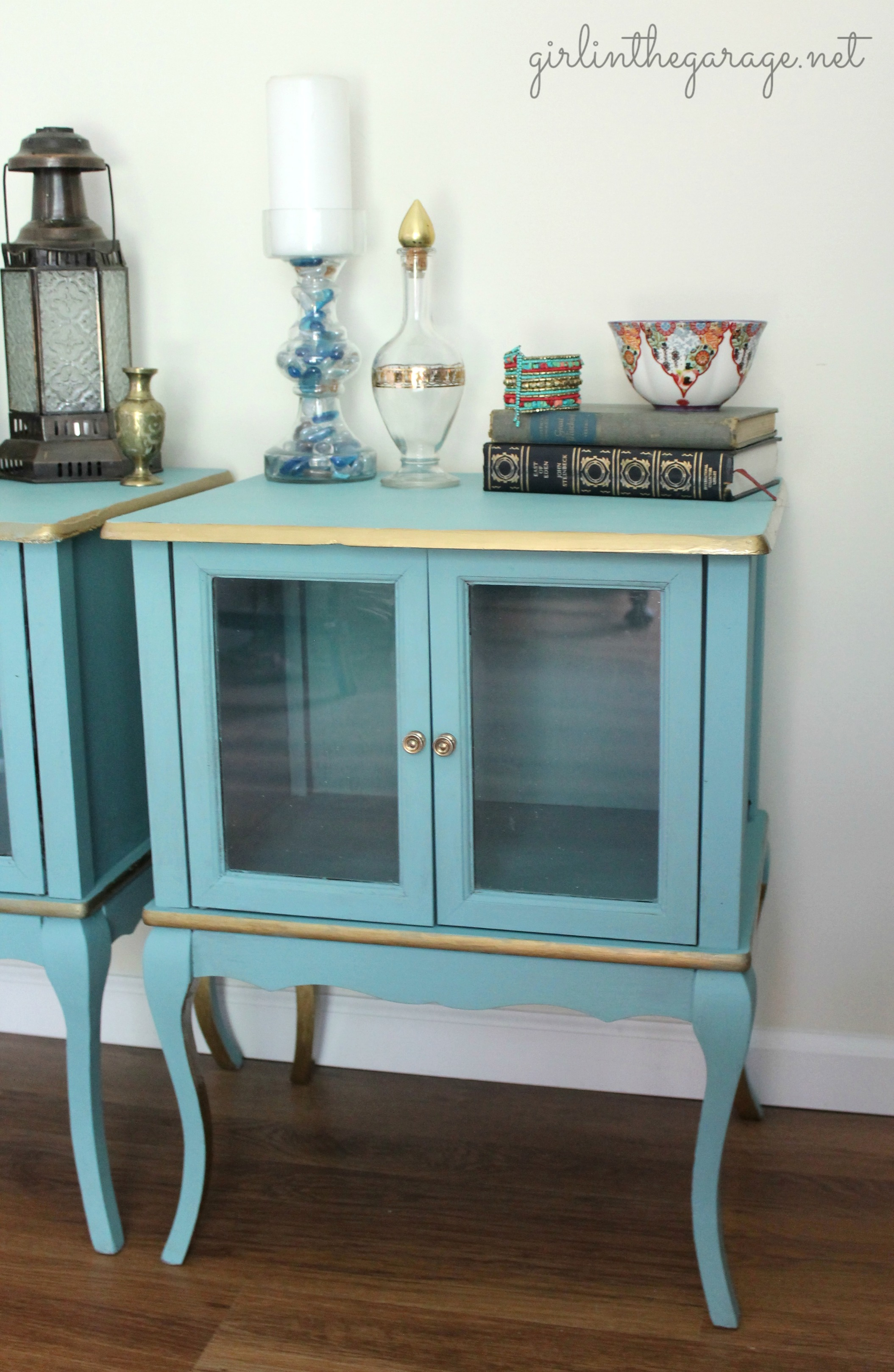24 Ideas For Small Table Makeovers Girl In The Garage 174