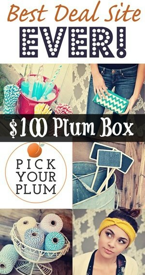 PYP giveaway Pick Your Plum & Target Giveaway
