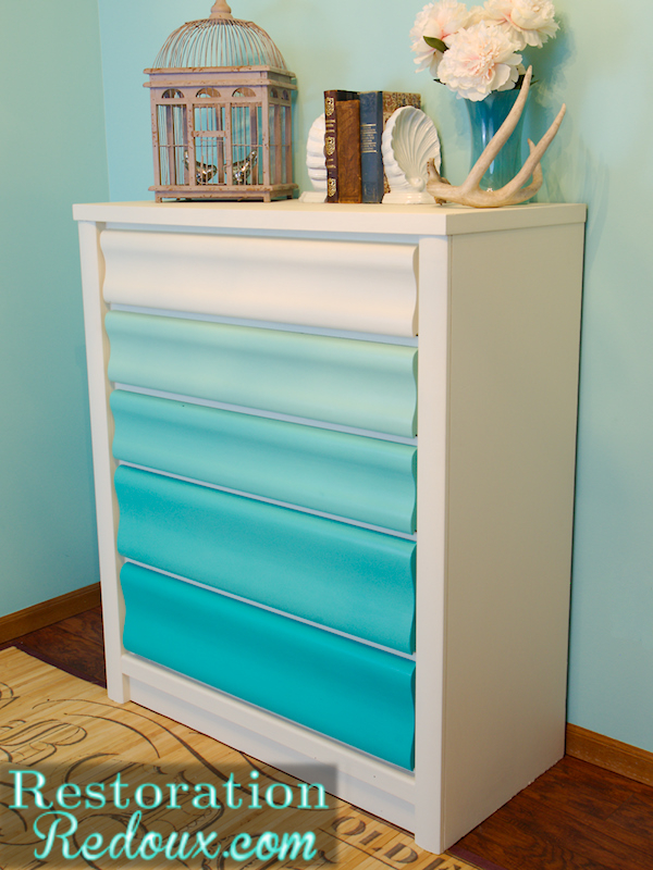 22 Fabulous Furniture Makeovers Girl In The Garage 174