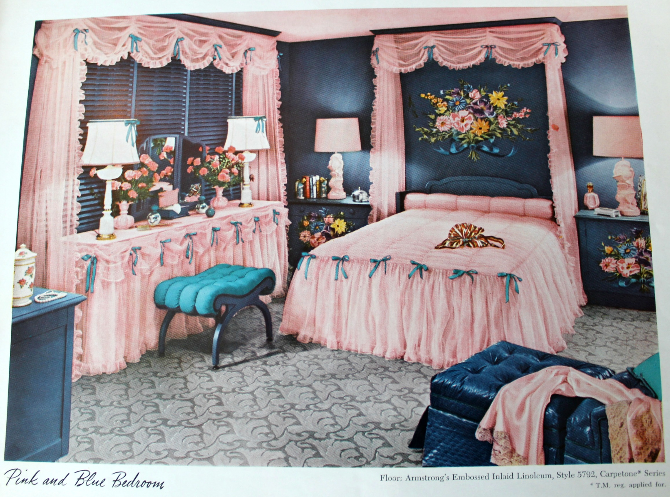 Decorating Advice decorating advice from 1951 | girl in the garage®