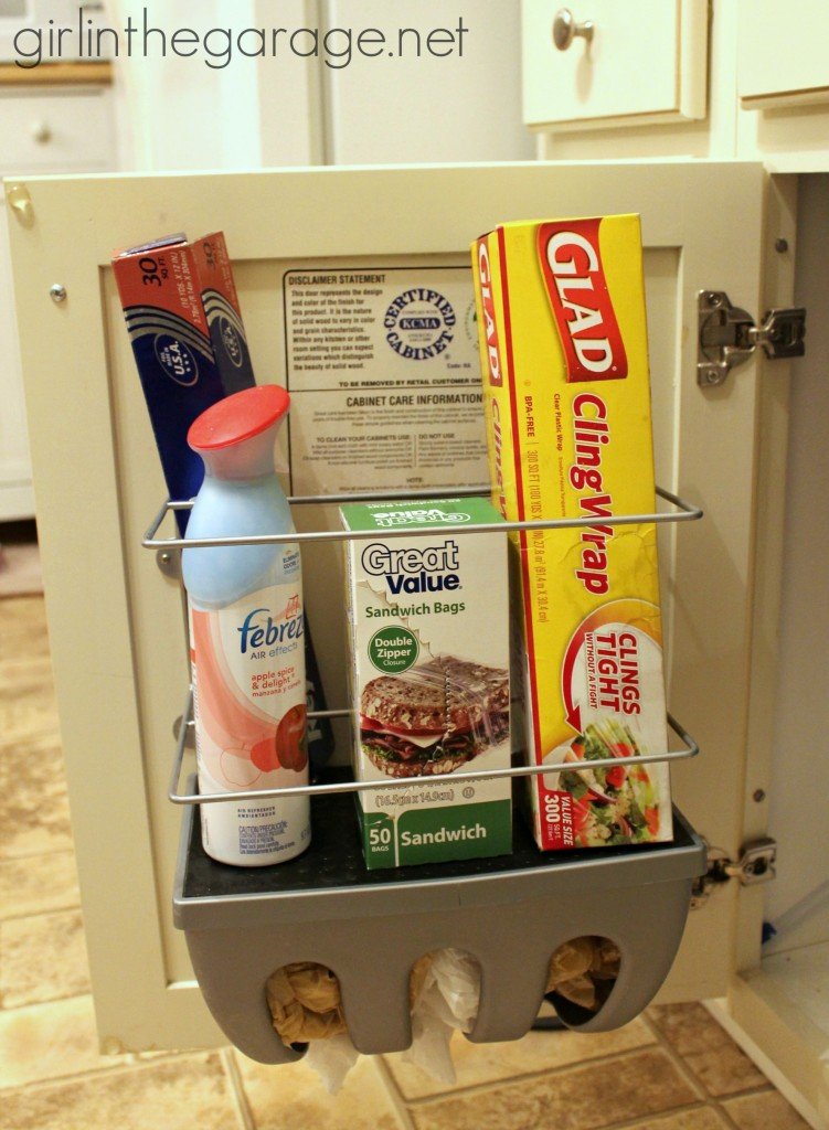 Organize your kitchen cabinets, pantry, refrigerator, freezer, and more with these clever tips!