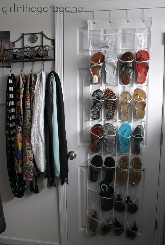 Find hidden storage in your home girl in the garage for Closet world garage