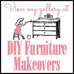 View my gallery at DIY Furniture Makeovers