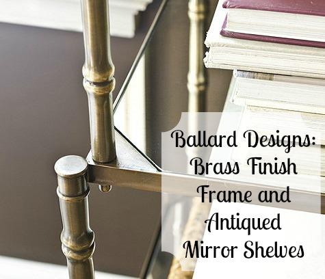 Ballard Designs Wilton Etagere