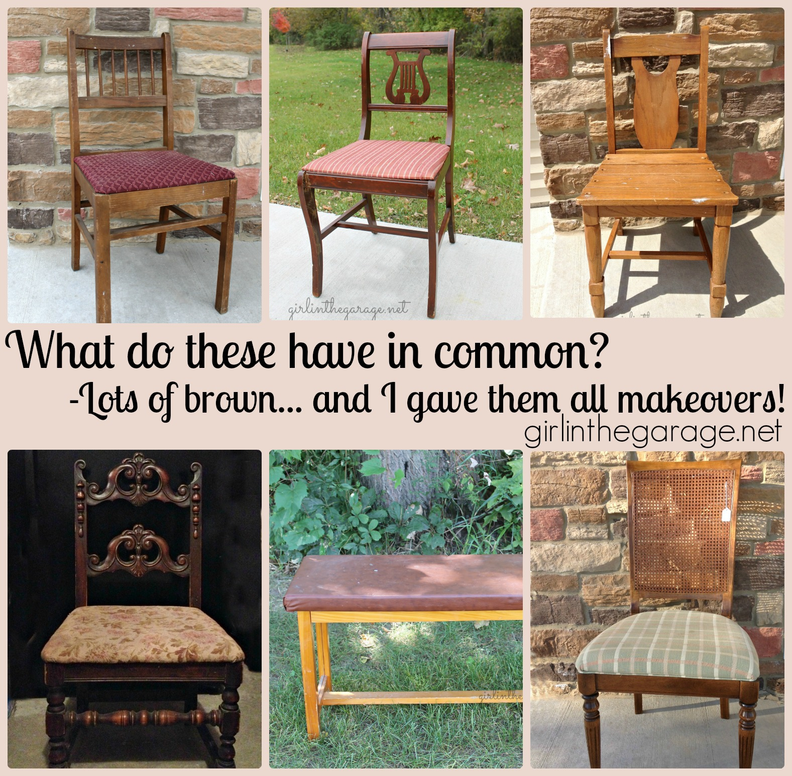 Advice And Steps For Doing A Chair Makeover