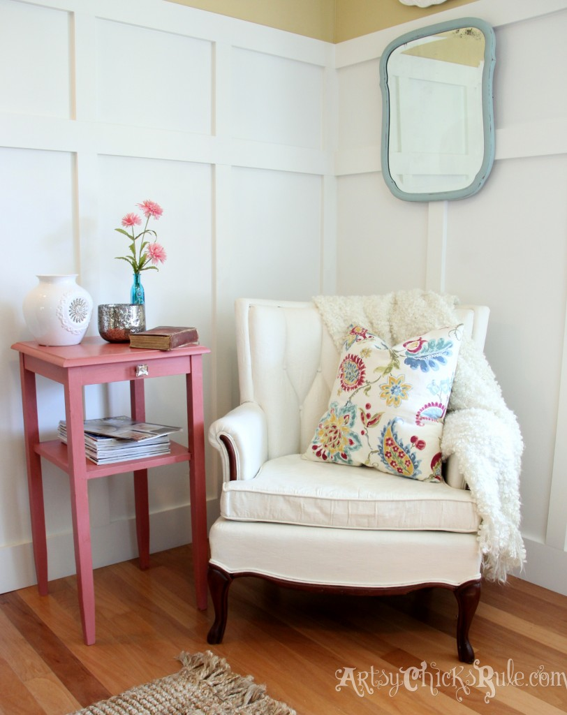 Acr French Arm Chair Makeover Reading Nook 812x1024 In The
