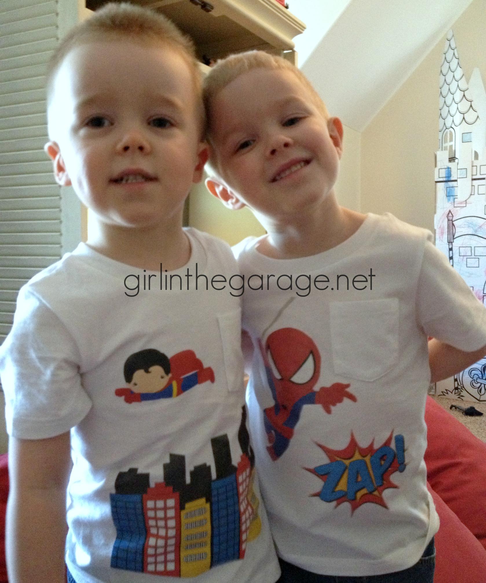 IMG 4189 boys superhero birthday shirt