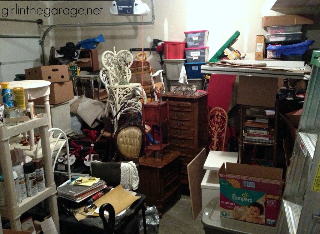 Confessions of a Messy Garage: Update!  girlinthegarage.net