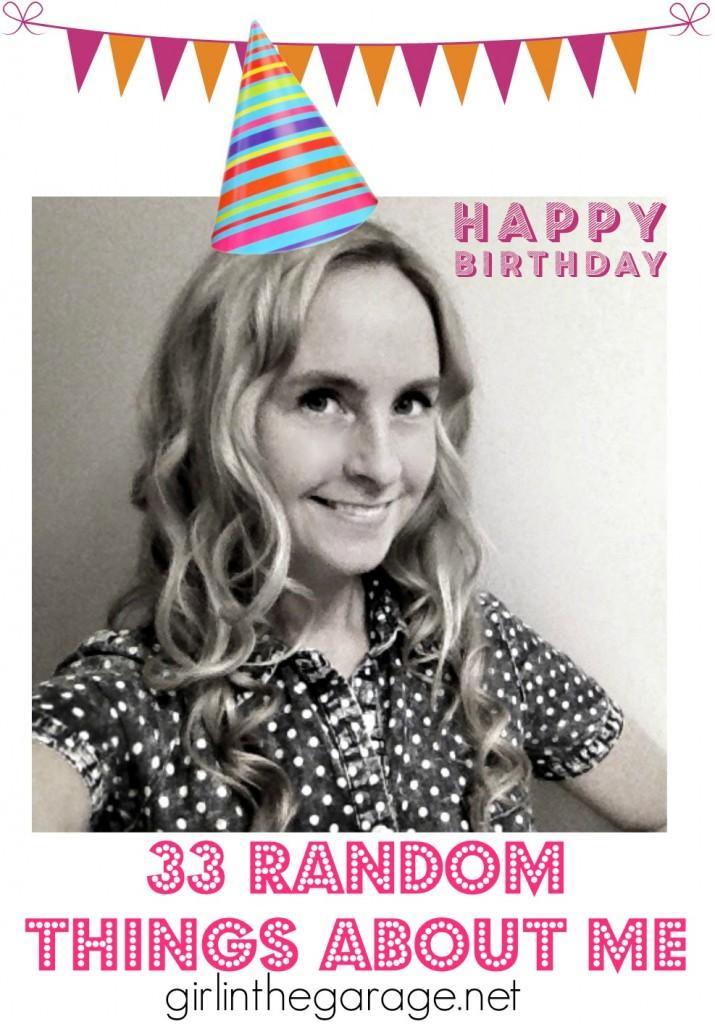 33-random-things-birthday