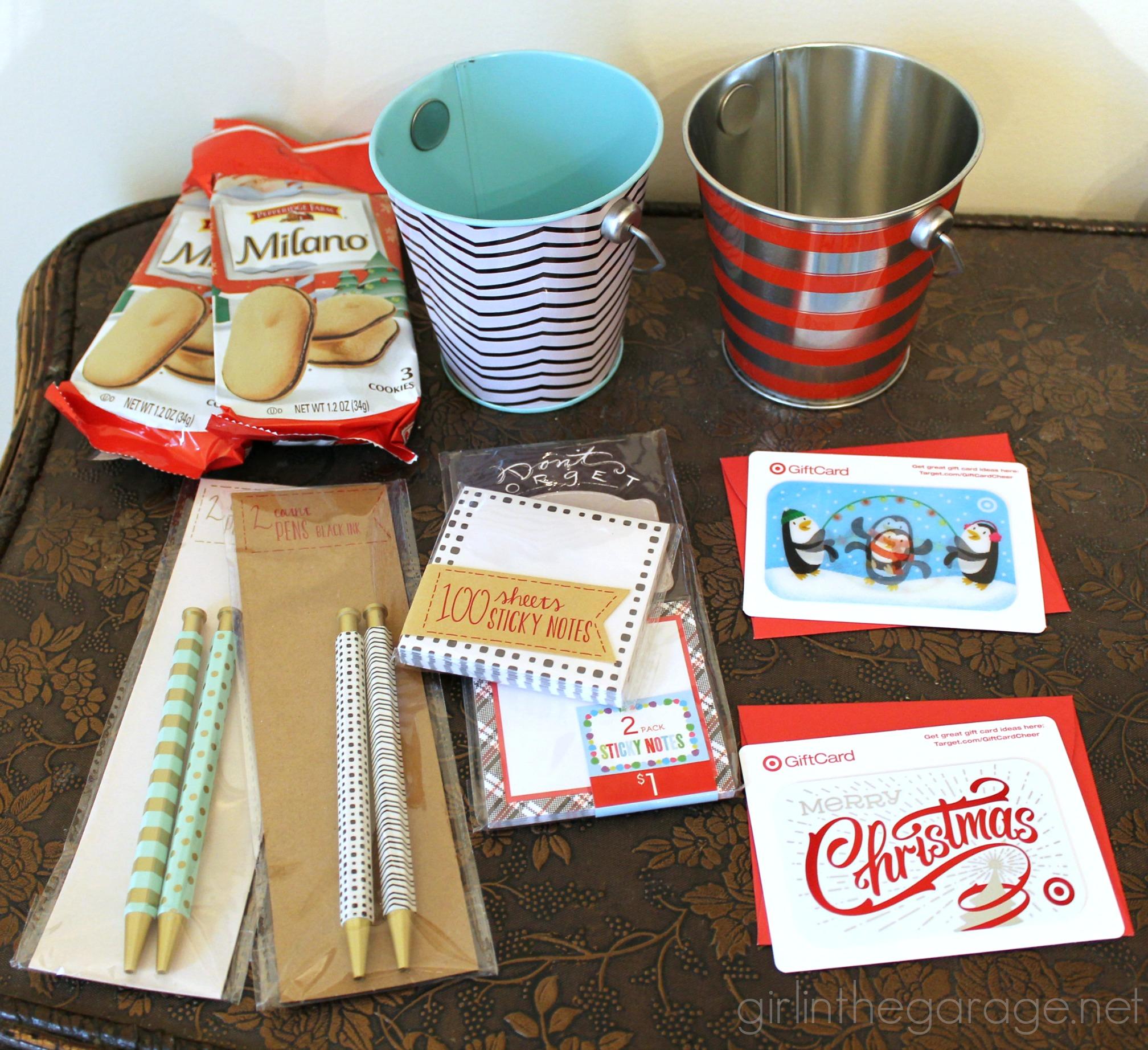 Christmas Themed Gift Ideas. christmas gift basket ideas pinterest ...