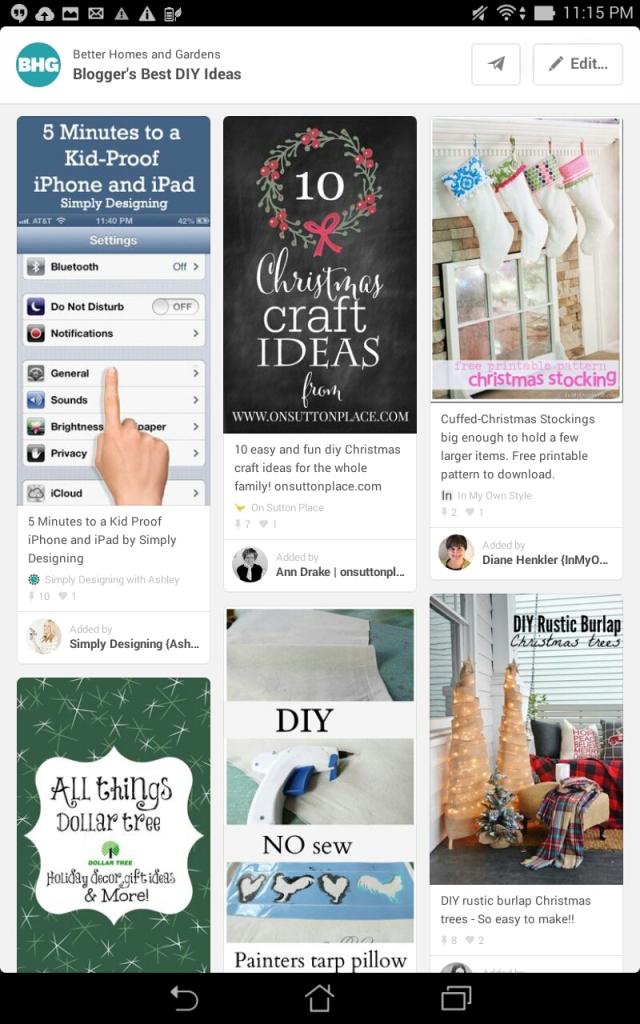 BHG's Blogger's Best DIY Ideas