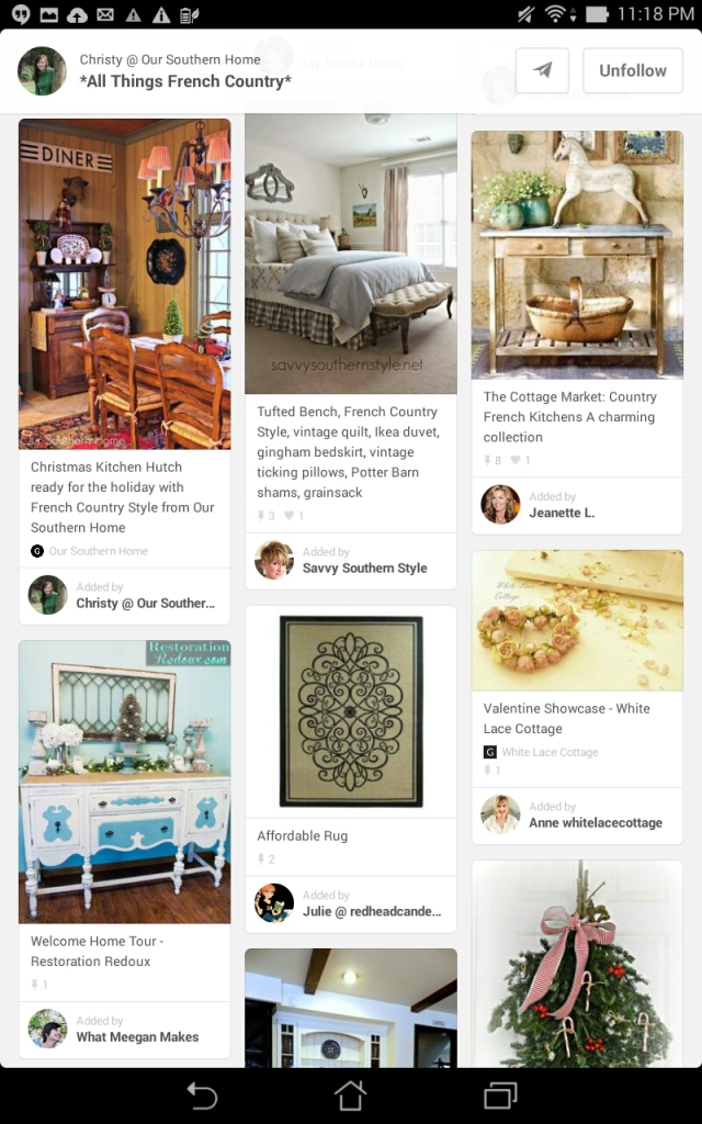 All Things French Country - Our Southern Home