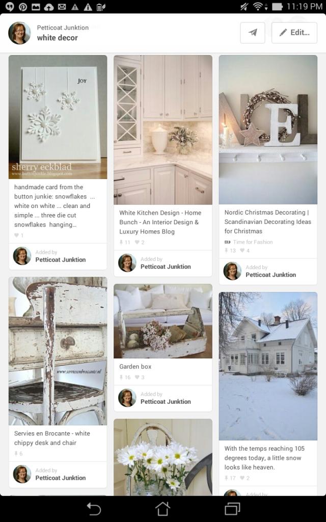 White Decor - Petticoat Junktion