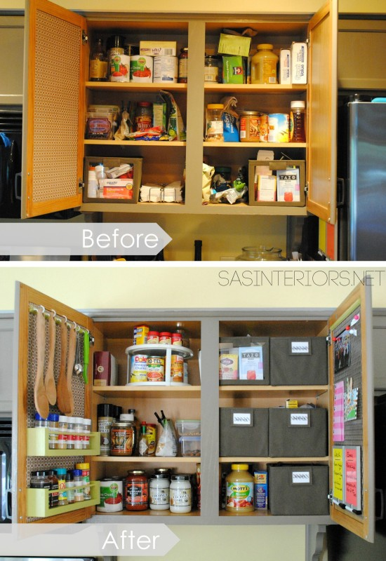Organizing Your Kitchen 30 clever ideas to organize your kitchen girl in the garage organize your kitchen cabinets pantry refrigerator freezer and more with these clever workwithnaturefo