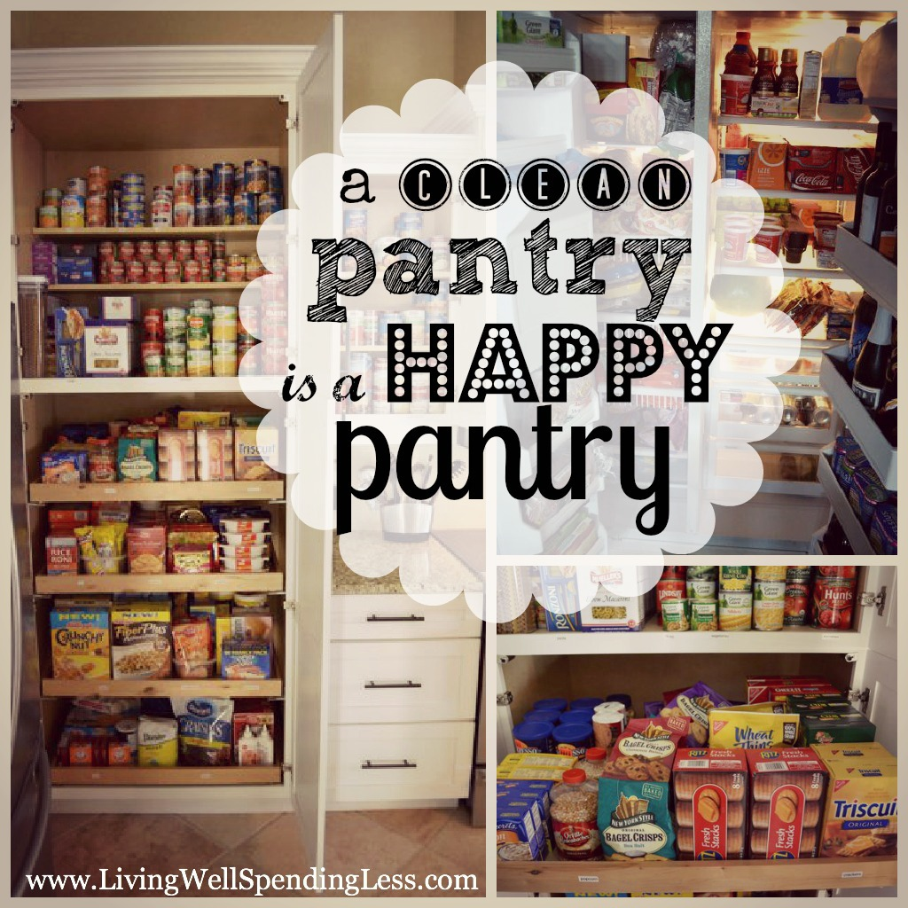 Organized Pantry And Pantry Tips: 30 Clever Ideas To Organize Your Kitchen