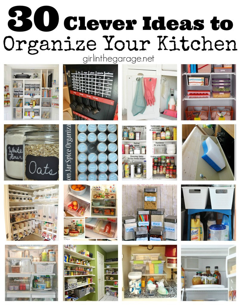How To Organize A Small Kitchen Without Cabinets