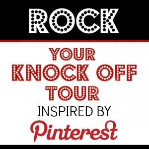 Rock Your Knockoff Tour, Pinterest Edition