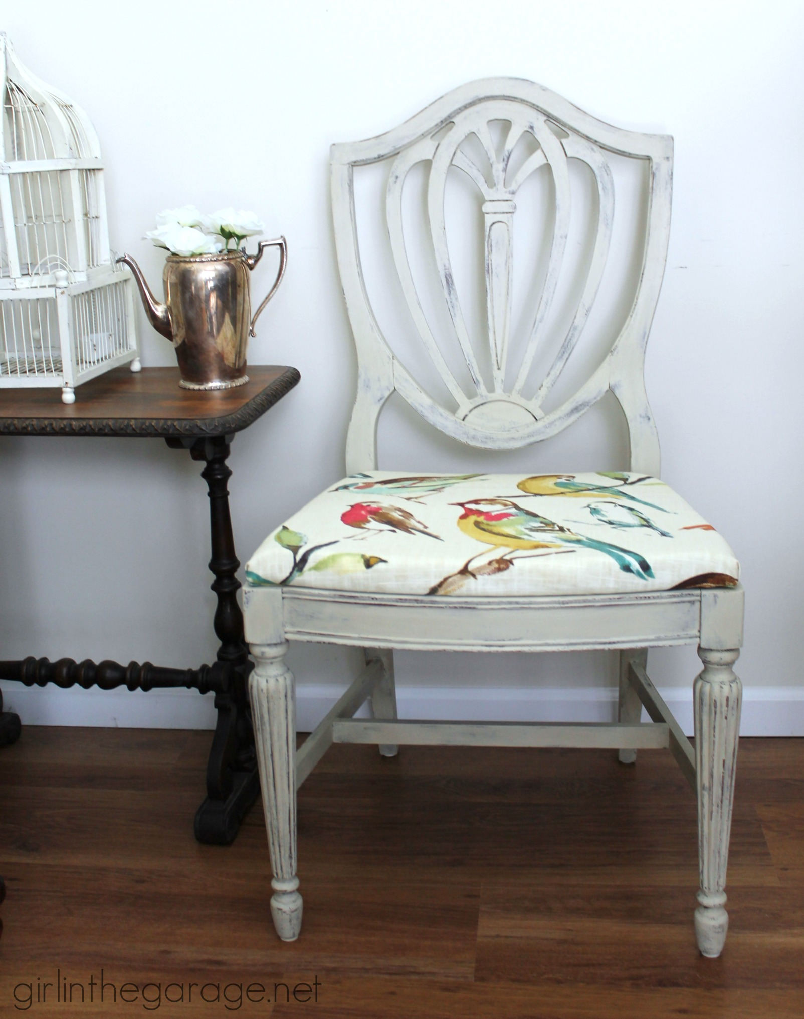How Do I Paint Fabric With Chalk Paint