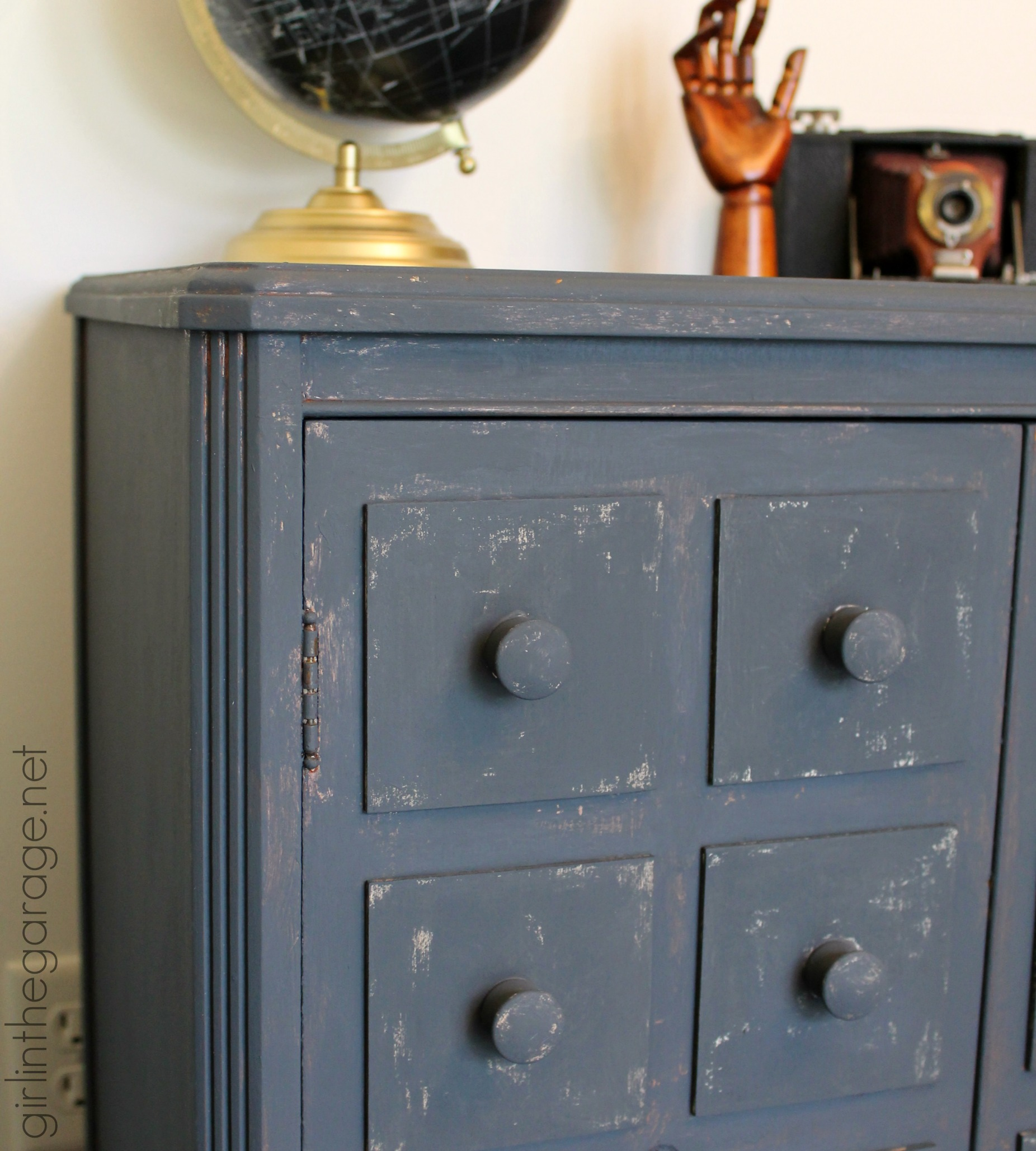 Faux Apothecary Cabinet Pottery Barn Inspired Makeover