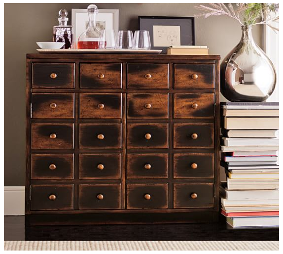 The Andover Cabinet from Pottery Barn