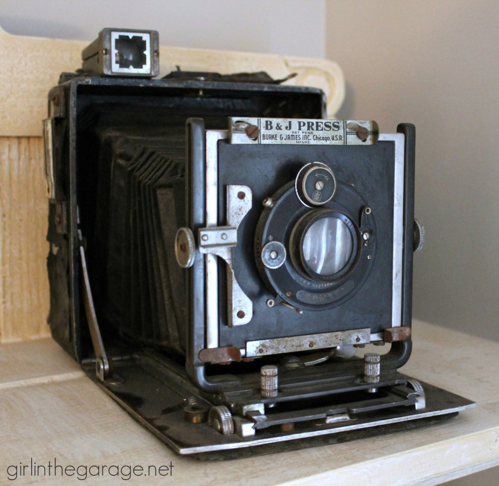 Collections Tour - Antique Cameras and More | Girl in the ...