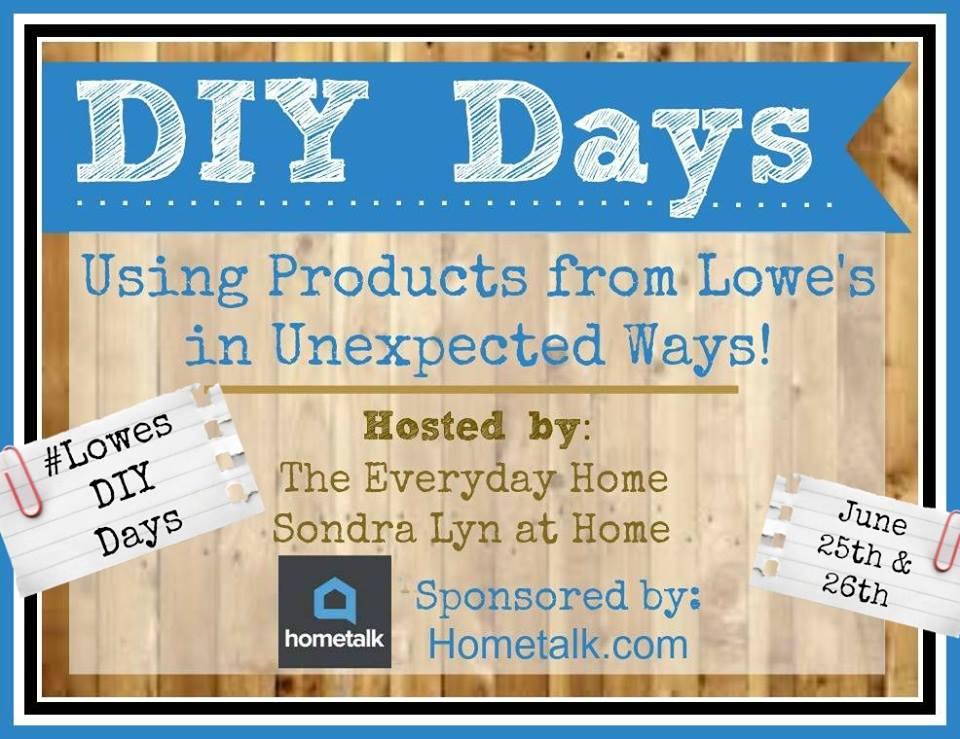 Lowe's DIY Days