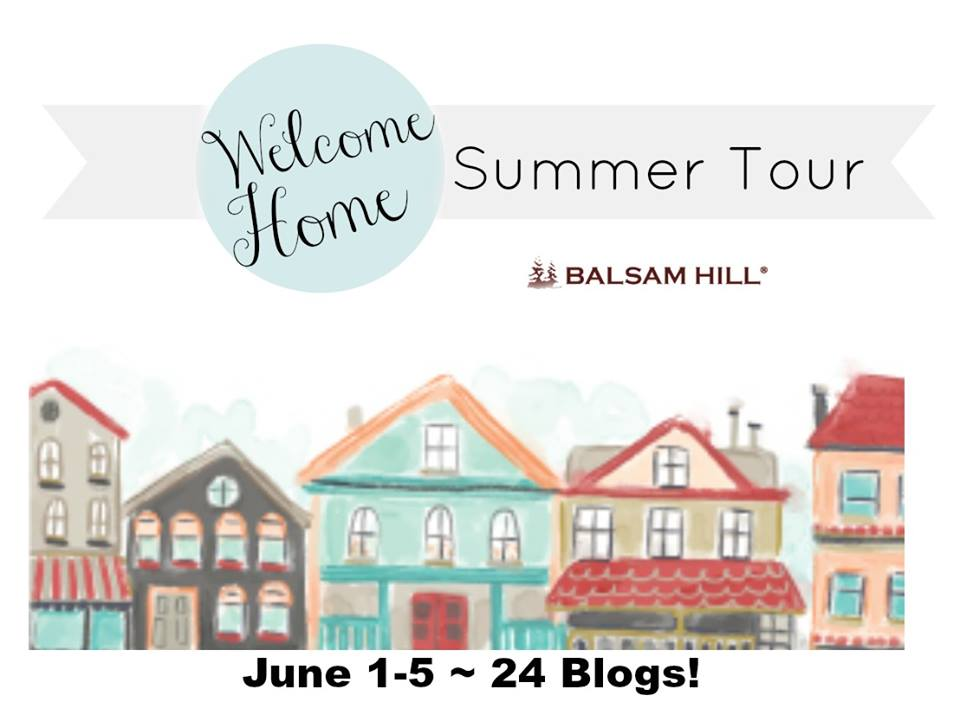 Welcome Home Summer Tour - 5 days, 24 blogs