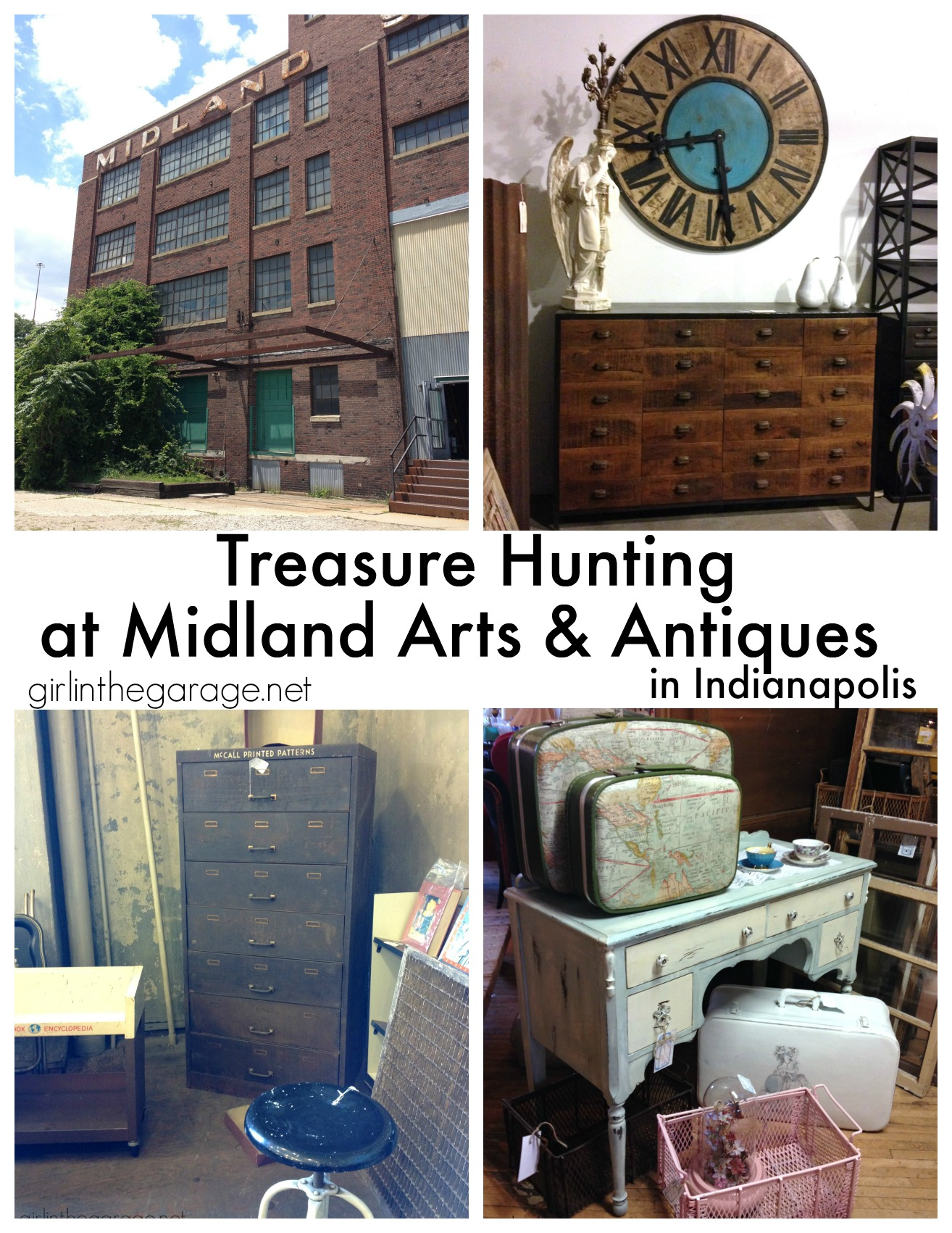 Treasure Hunting: A look at the antique and vintage treasures at Midland  Arts and Antiques - Treasure Hunting: Midland Arts And Antiques Girl In The Garage®