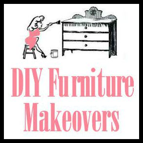 DIY Furniture Makeovers - Fabulous furniture features