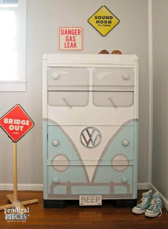 Volkswagen Dresser by Prodigal Pieces