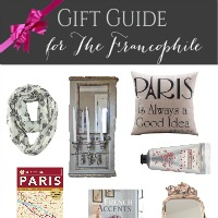 Gift Guide for the Francophile