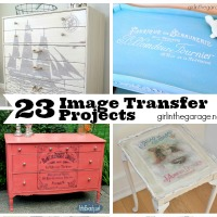 23 Image Transfer Projects
