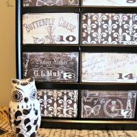 Upcycled Garage Storage Organizer – Trash to Treasure