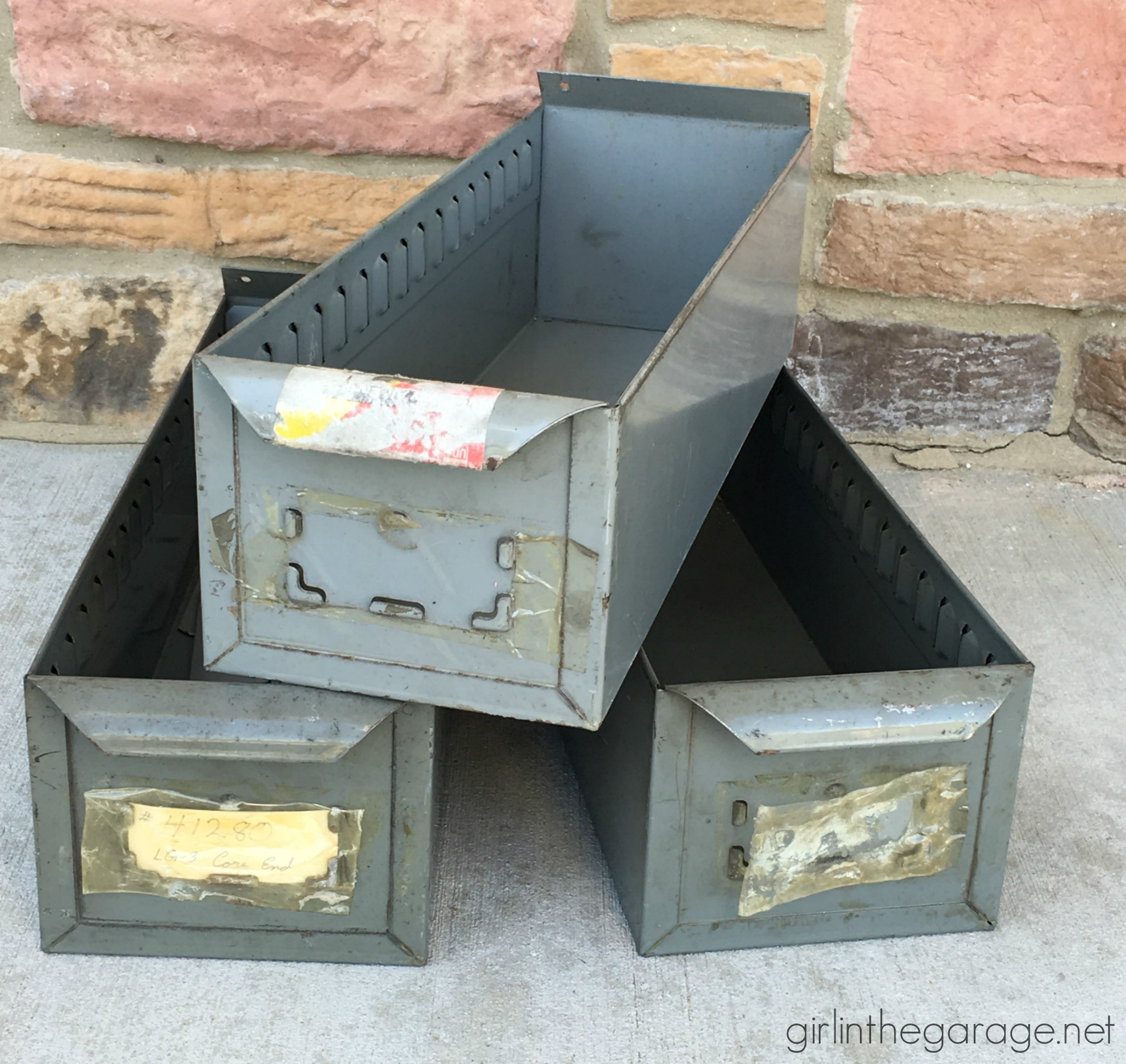 Treasure Hunting 18: Recent yard sale and thrifted finds - by Girl in the Garage