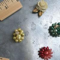 Vintage Earring Magnets