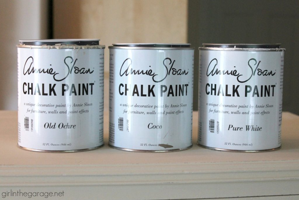 Favorite DIY Products - Annie Sloan Chalk Paint