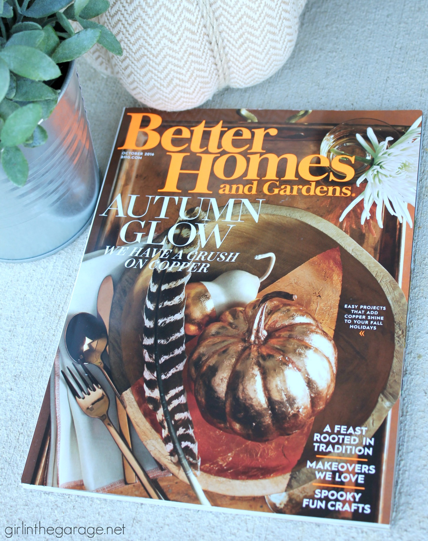 better homes and gardens feature girl in the garage - Better Homes And Gardens Archives