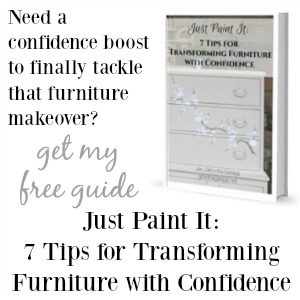 New to Painting Furniture?