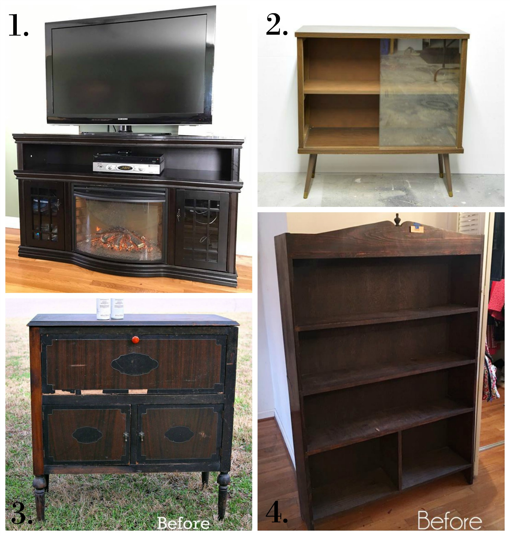 Furniture Fixer Uppers - Jan 2017