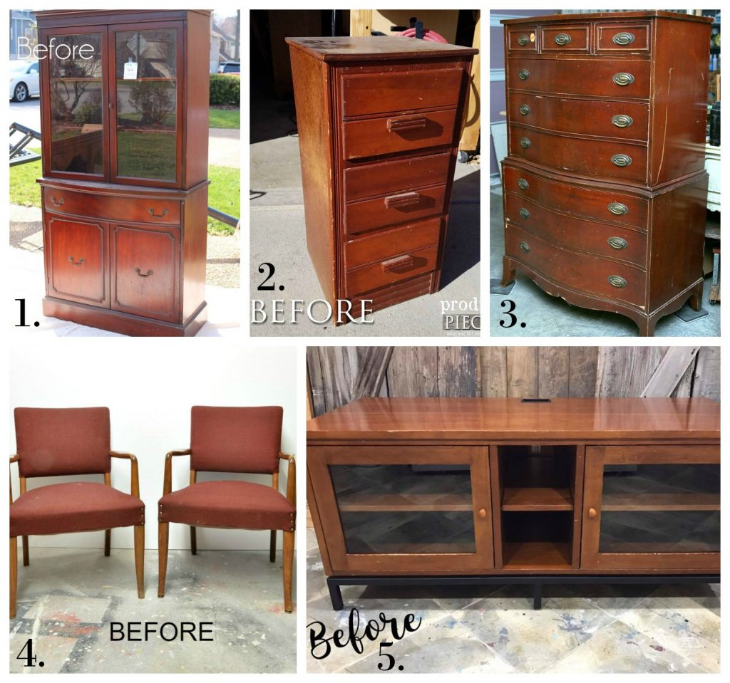 Furniture Fixer Uppers - March 2017