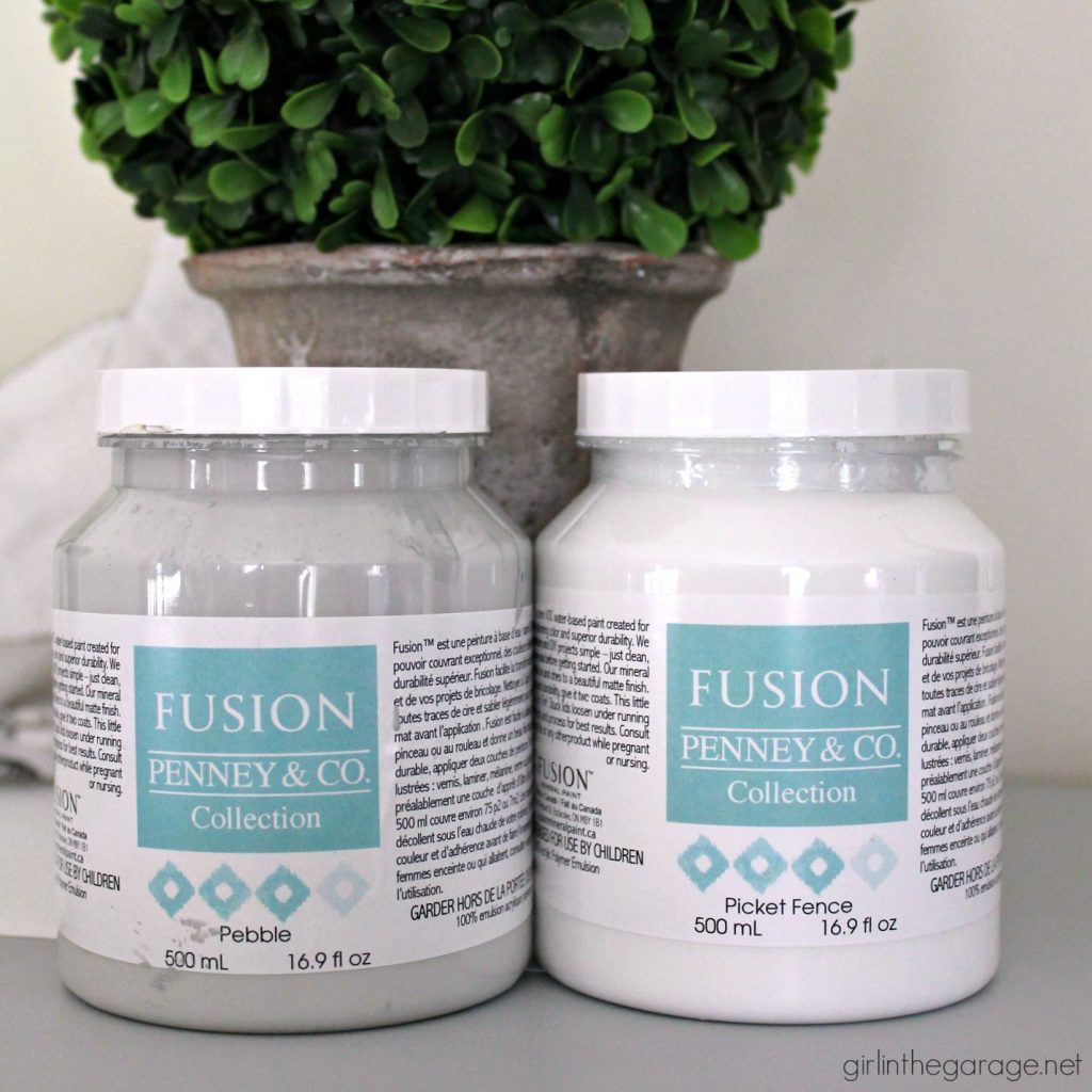 Favorite DIY Products - Fusion Mineral Paint