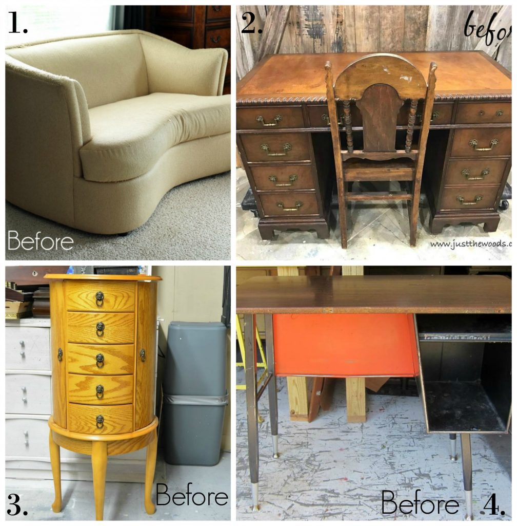Furniture Fixer Uppers - June 2017